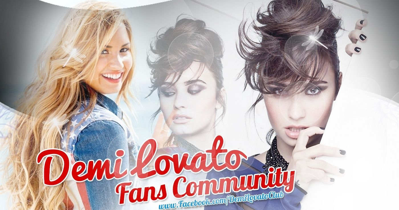 welcome to Demi Lovato fan community