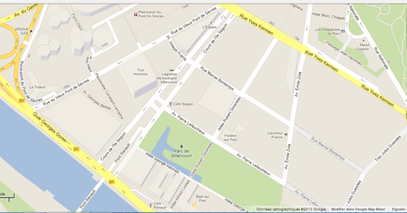 Plan du trapèze / nom des résidences et des rues - Page 2 Image110