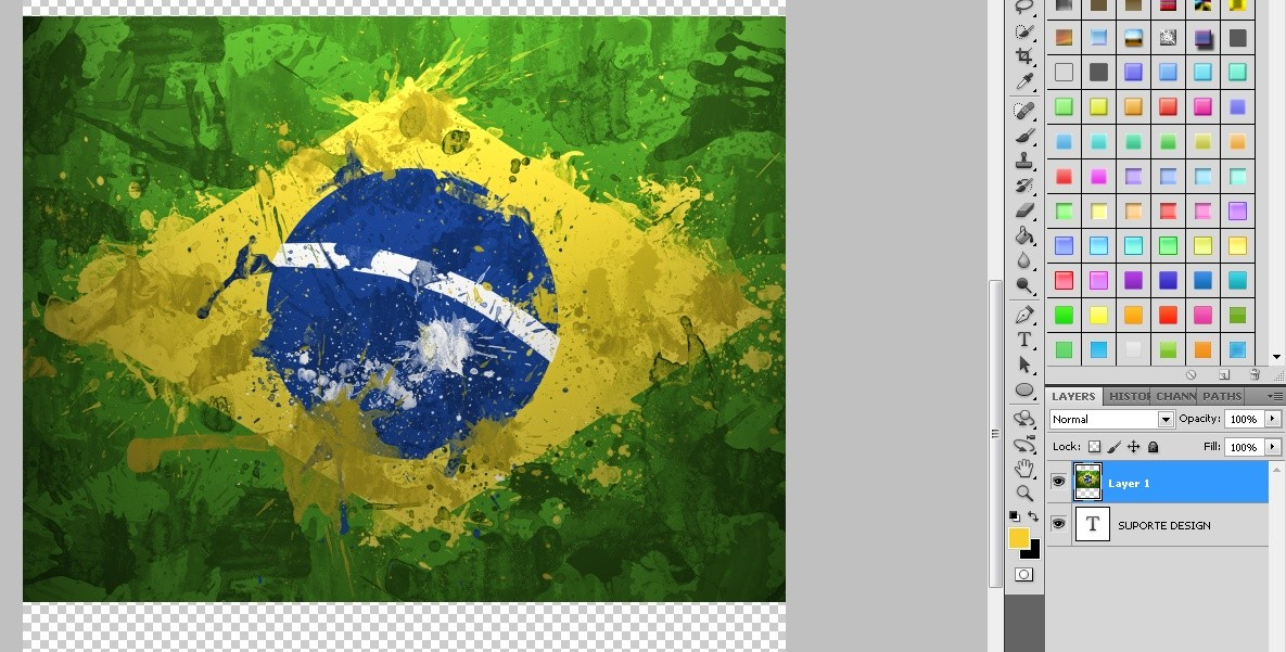 Criar imagem no Photoshop CS6 2_bmp24