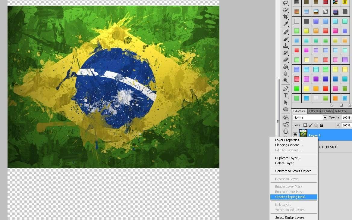 Criar imagem no Photoshop CS6 3_bmp17