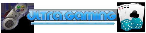 Ultra Gaming Logo210