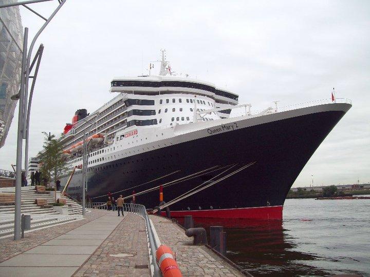 Queen Mary 2 - weitere Bilder  Hambur10