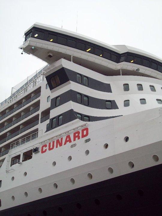 Queen Mary 2 - weitere Bilder  Hambur11