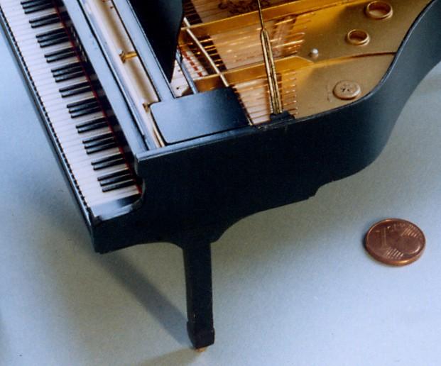 Klavier (Flügel) Scratchbuild Piano_10
