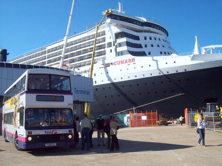 Queen Mary 2 - weitere Bilder  Qm2_c10