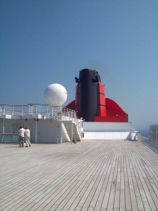 Queen Mary 2 - weitere Bilder  Qm2_fu10