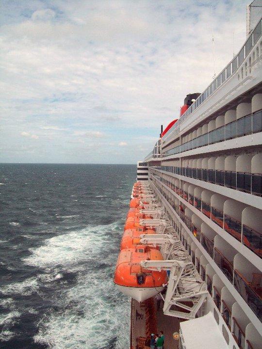 Queen Mary 2 - weitere Bilder  Side10