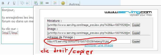copier/coller des images Select10