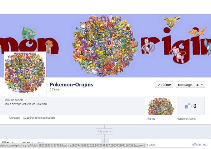 Page facebook Vfkl10