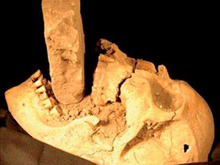 Crânio de Vampiro em Itália  113