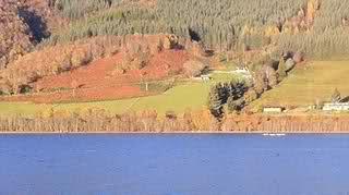 Nova imagem reacende mistério sobre monstro do Loch Ness 4vle1411