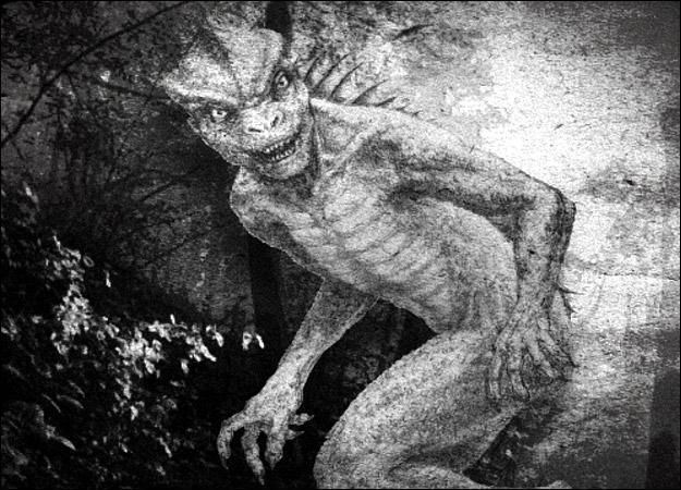 O Homem-Lagarto do Pântano de Scape Ore Lizard10