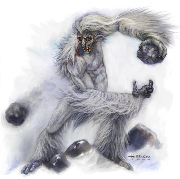 Yeti Yeti10