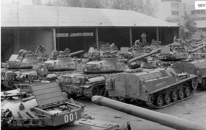 AMX 30 : marquages de tourelle Char_011