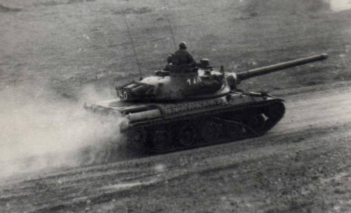 AMX 30 : marquages de tourelle Char_112
