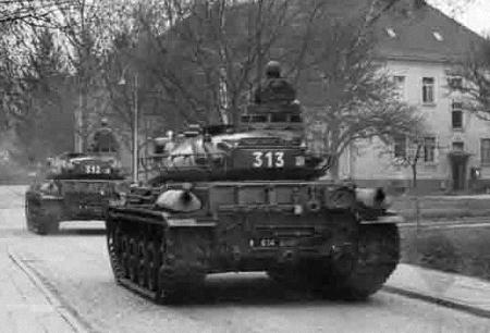 AMX 30 : marquages de tourelle Char_310