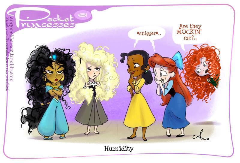 [Dessins humoristiques] Amy Mebberson - Pocket Princesses - Page 3 24818910