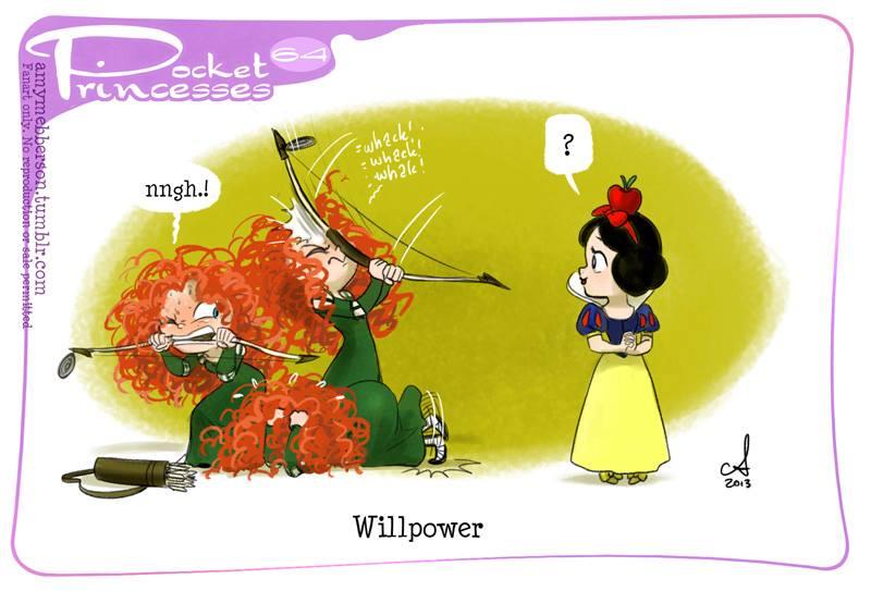 [Dessins humoristiques] Amy Mebberson - Pocket Princesses - Page 3 25102310