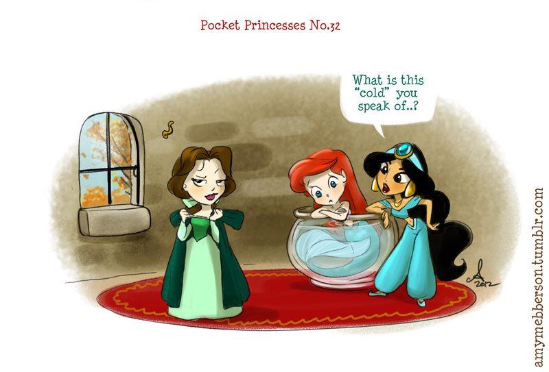 [Dessins humoristiques] Amy Mebberson - Pocket Princesses - Page 2 26194010