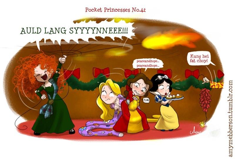 [Dessins humoristiques] Amy Mebberson - Pocket Princesses - Page 3 38377110