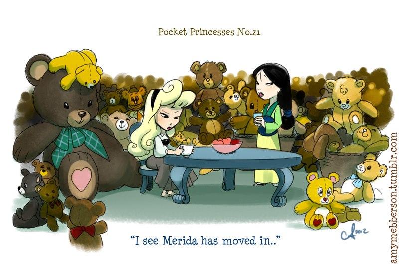[Dessins humoristiques] Amy Mebberson - Pocket Princesses - Page 2 43110910