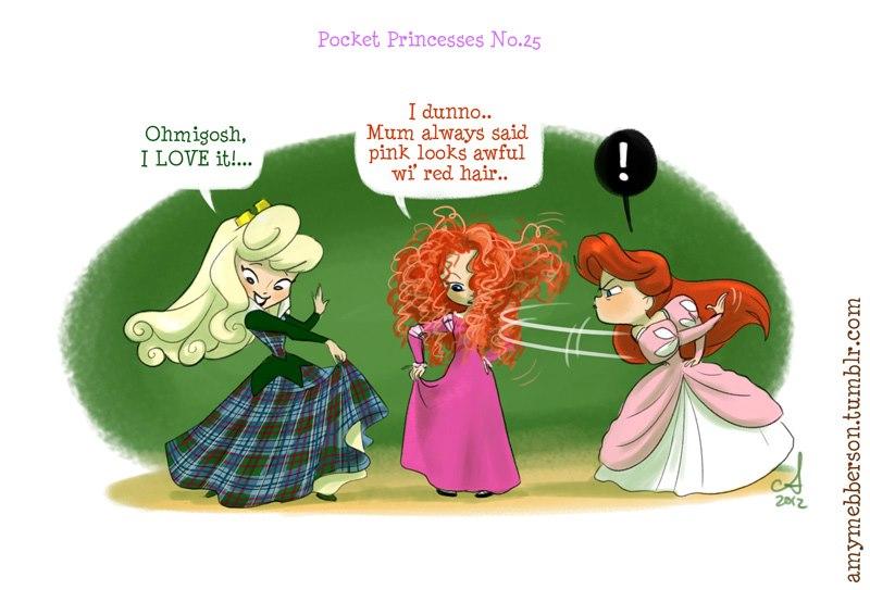 [Dessins humoristiques] Amy Mebberson - Pocket Princesses - Page 2 48007210