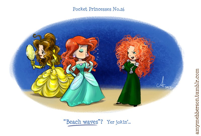 [Dessins humoristiques] Amy Mebberson - Pocket Princesses - Page 2 52331810
