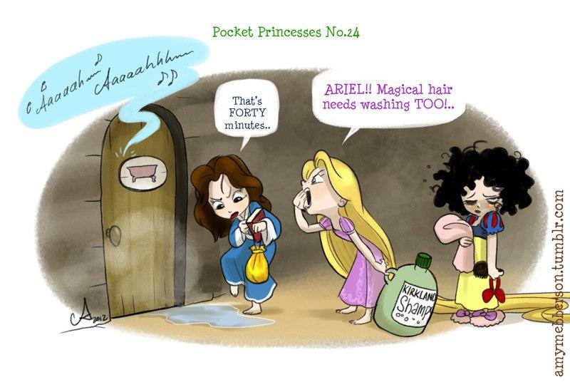 [Dessins humoristiques] Amy Mebberson - Pocket Princesses - Page 2 53855210
