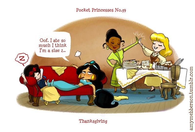 [Dessins humoristiques] Amy Mebberson - Pocket Princesses - Page 2 56150010