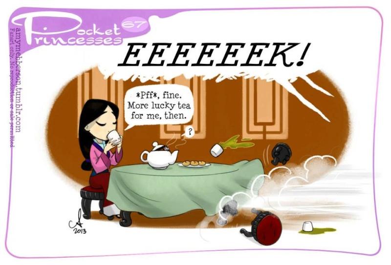 [Dessins humoristiques] Amy Mebberson - Pocket Princesses - Page 3 94457110