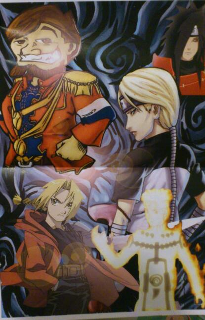 Vos collection Naruto Dsc_0017