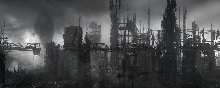 [W40K] Collection d'images : Villes et Ruches dans Wharmmer 40.000 Dead_c10