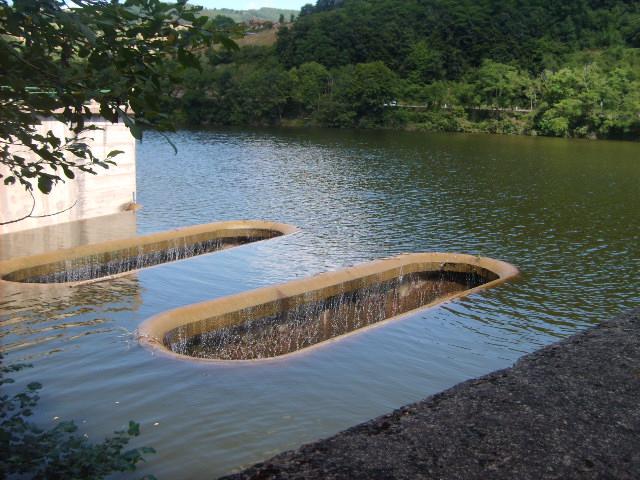 Barrage de Joux ( Rhone / 69170 ) Sd530911