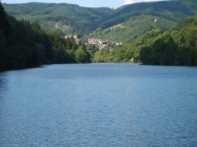 Barrage de Joux ( Rhone / 69170 ) Sd530912