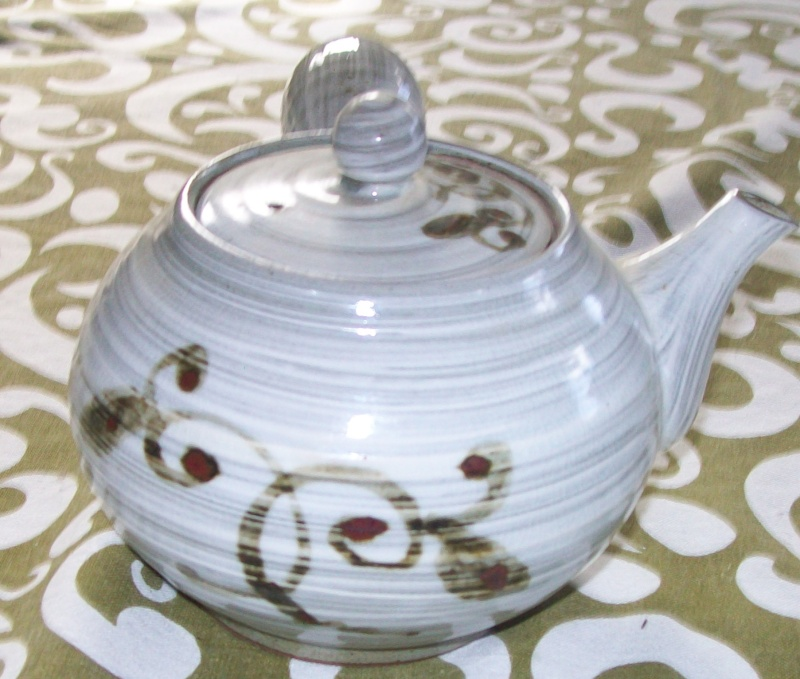 Cute little tea pot  100_5510
