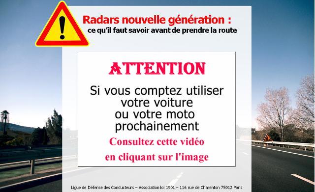 Les radars mobiles embarqués Nouvel14