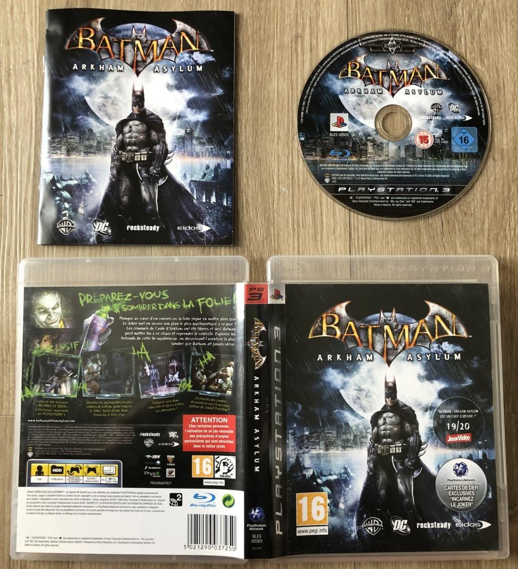 Batman : Arkham Asylum 00995110