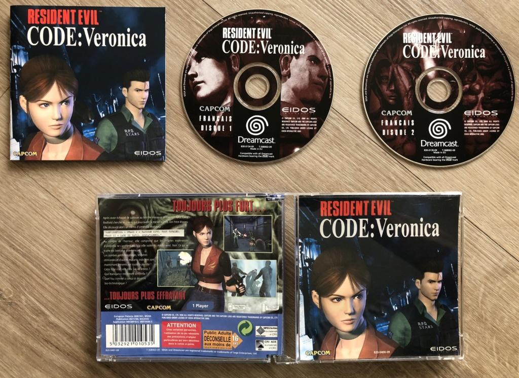 Resident Evil Code Veronica 05336210