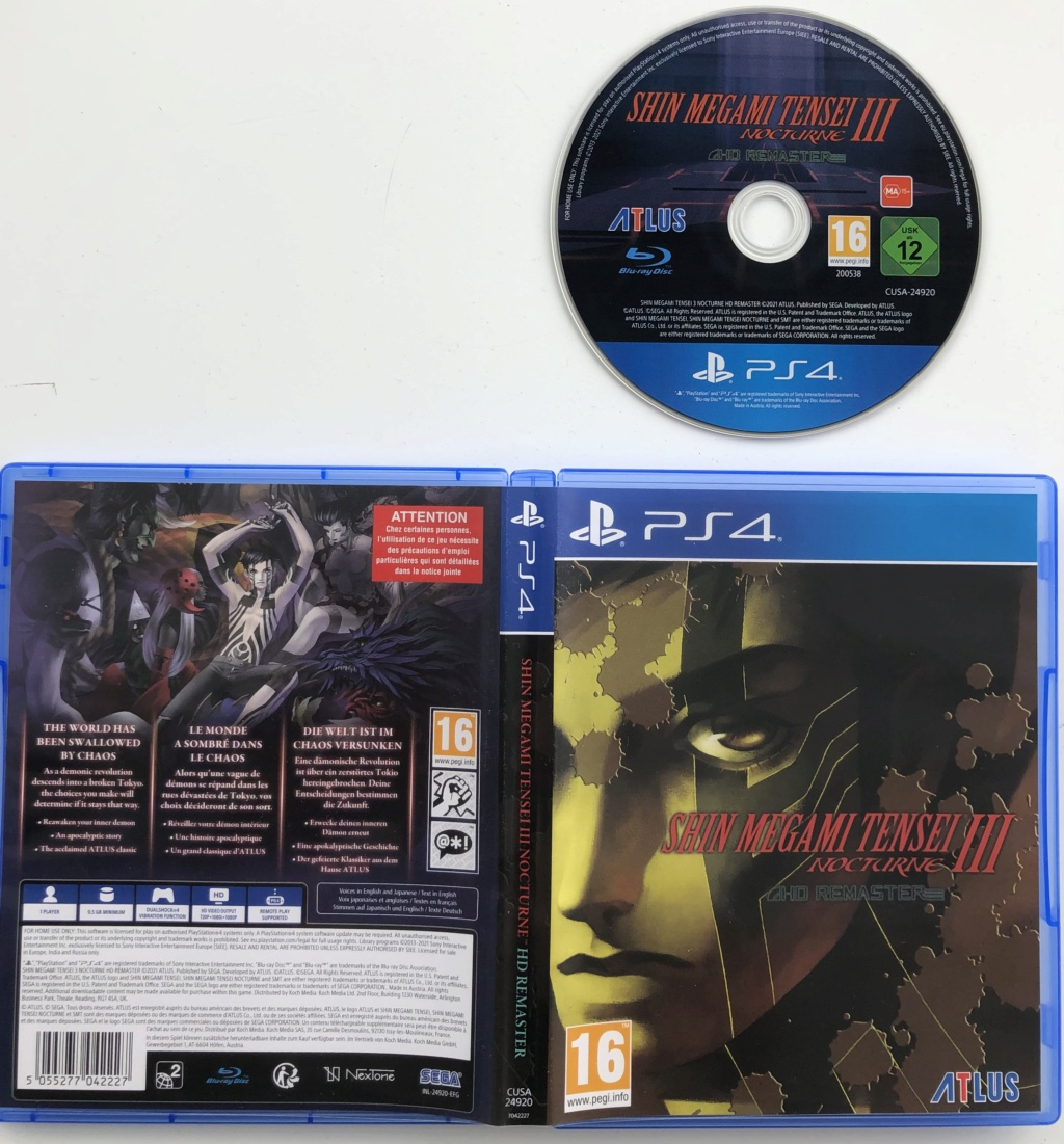 Shin Megami Tensei III Nocturne HD Remaster  0bf87610