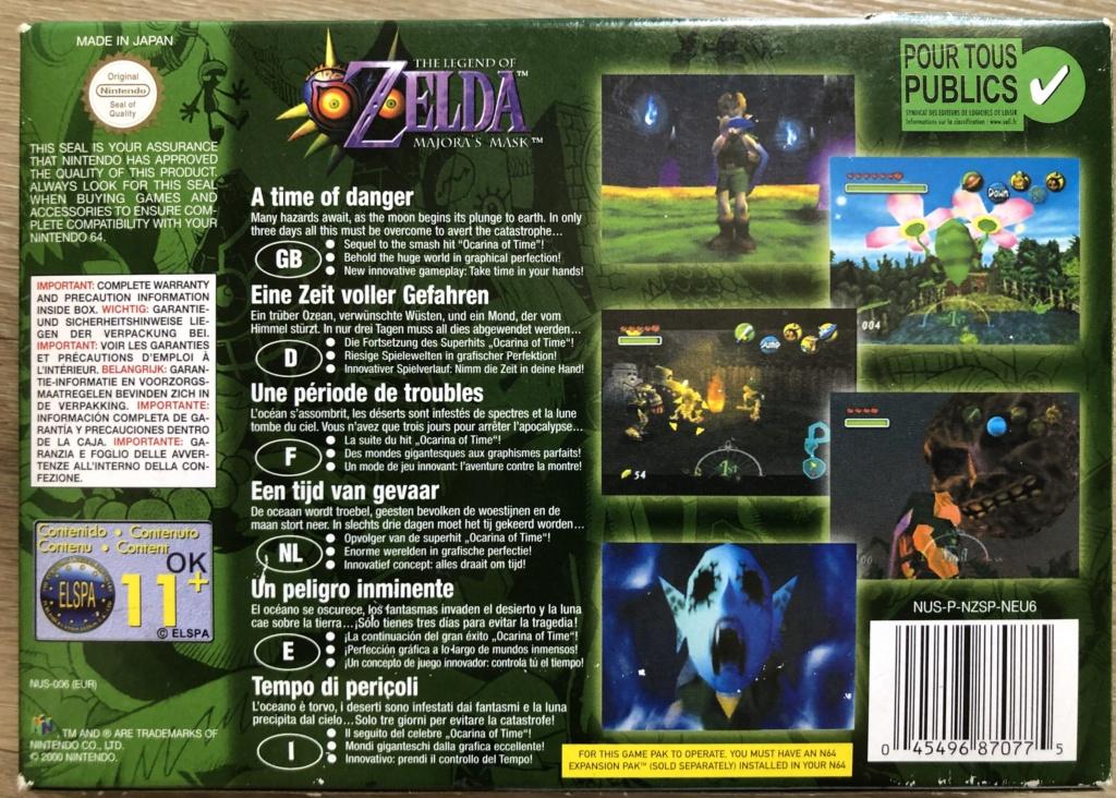 Zelda Majora's Mask 0d05e810
