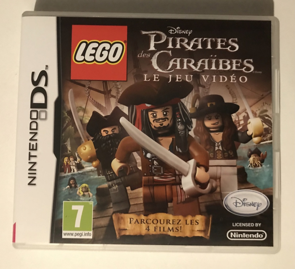 Série LEGO 0e780910