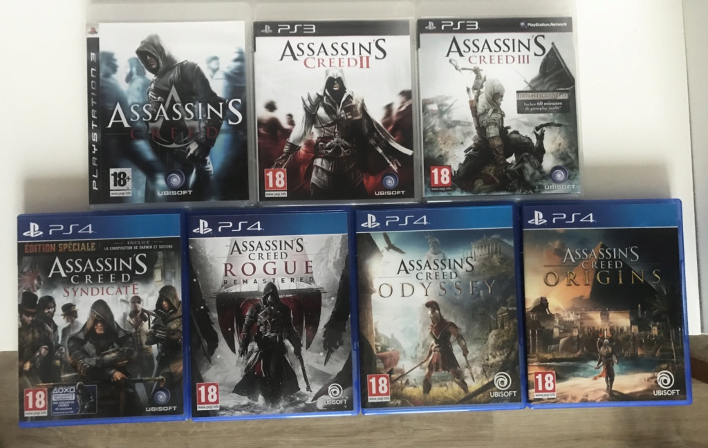 Collection Assassin's Creed 111aea10