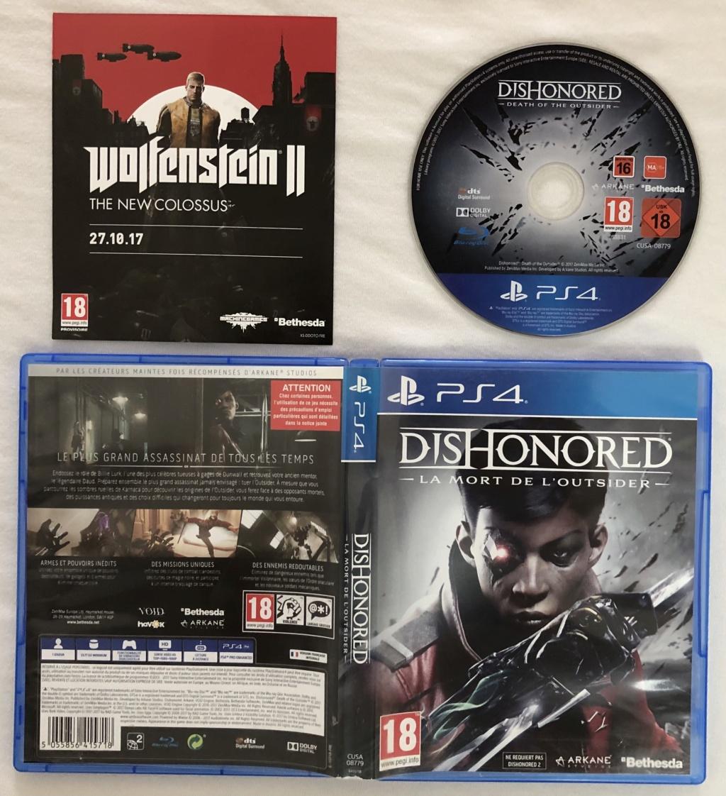 Dishonored : la mort de l'outsider 11e92110