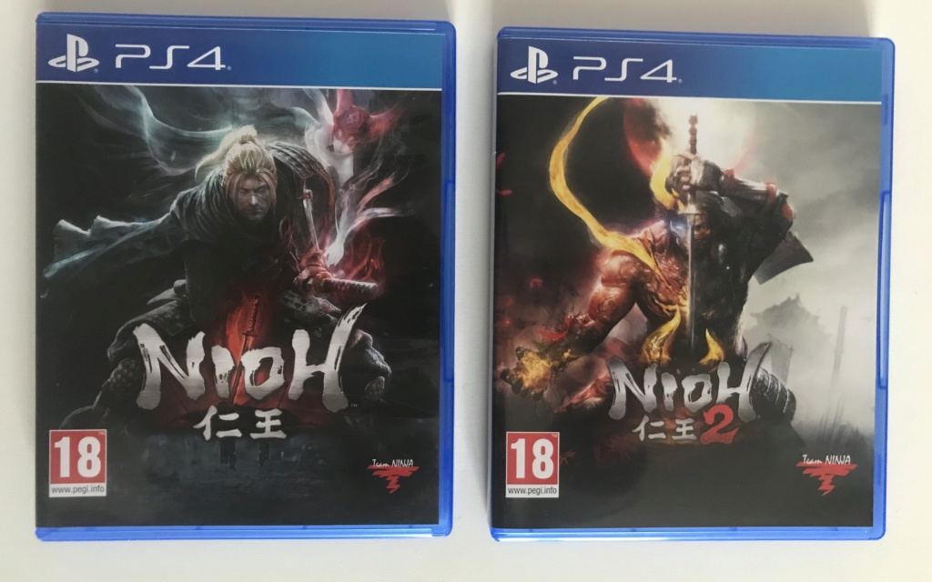 Collection Nioh 1bb94310
