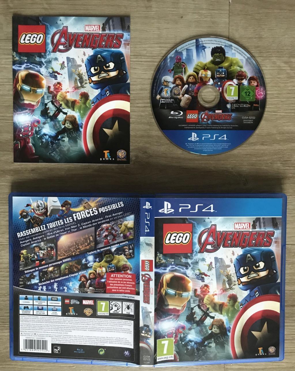 LEGO : Avengers 233f9410