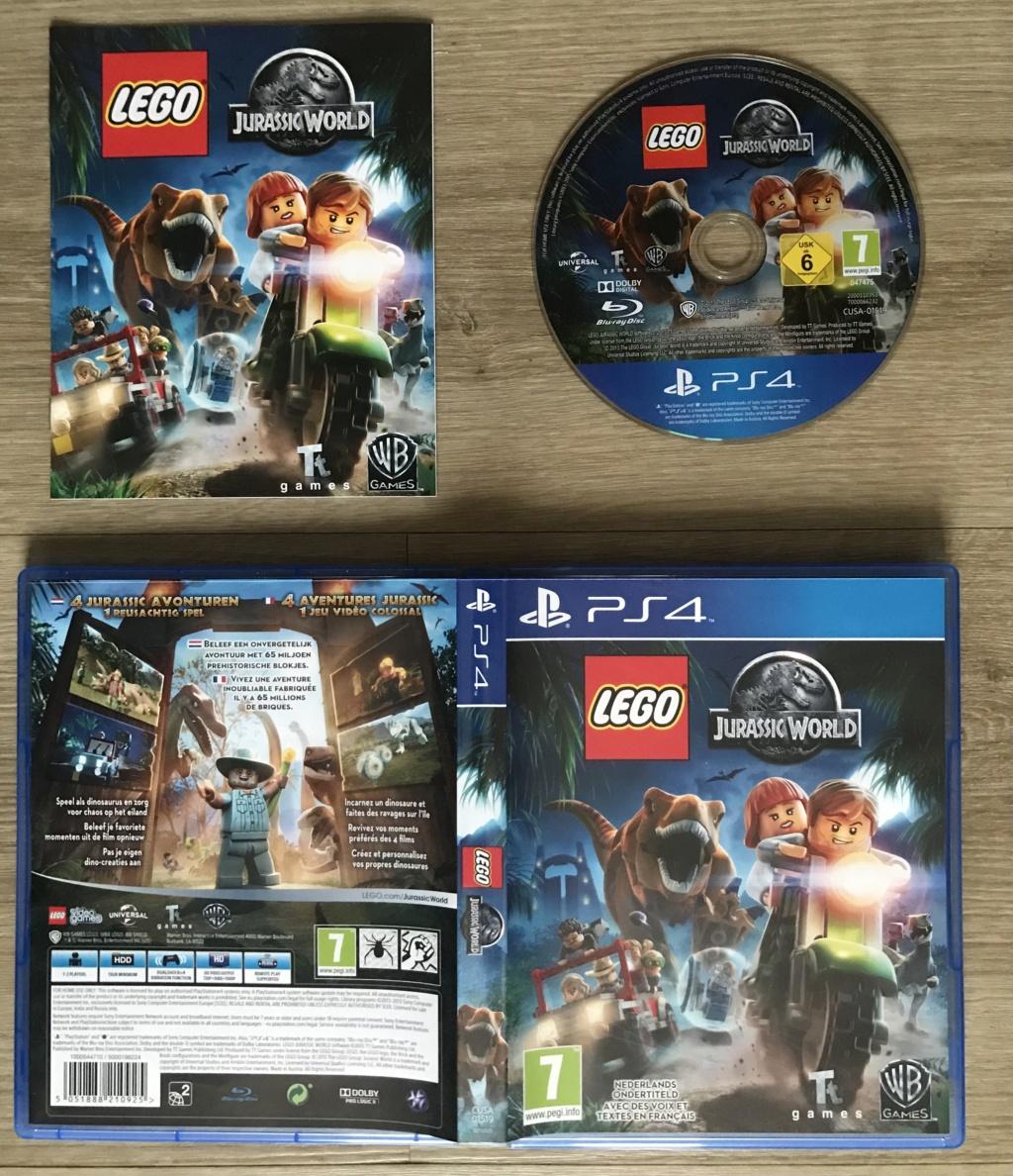 LEGO : Jurassic World 267b3810