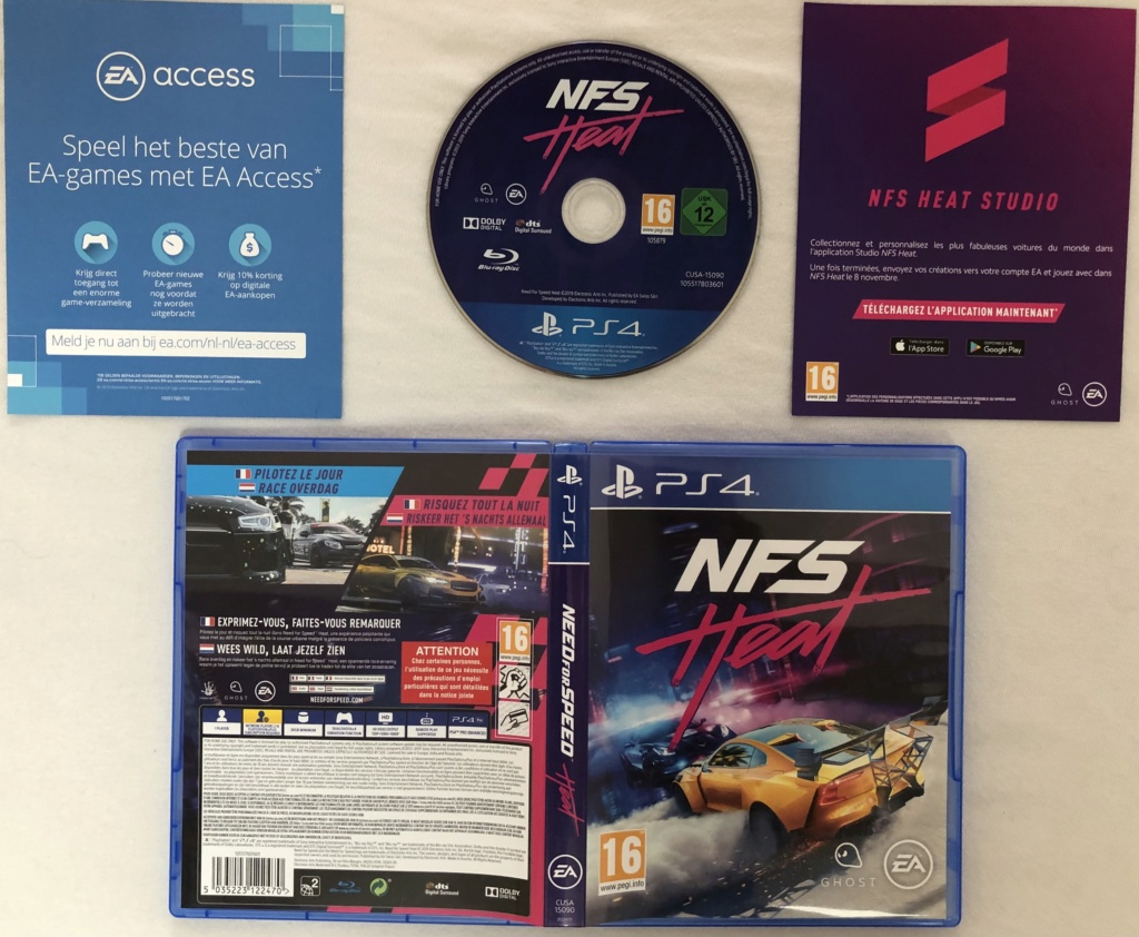 Need for speed Heat  2dab3410