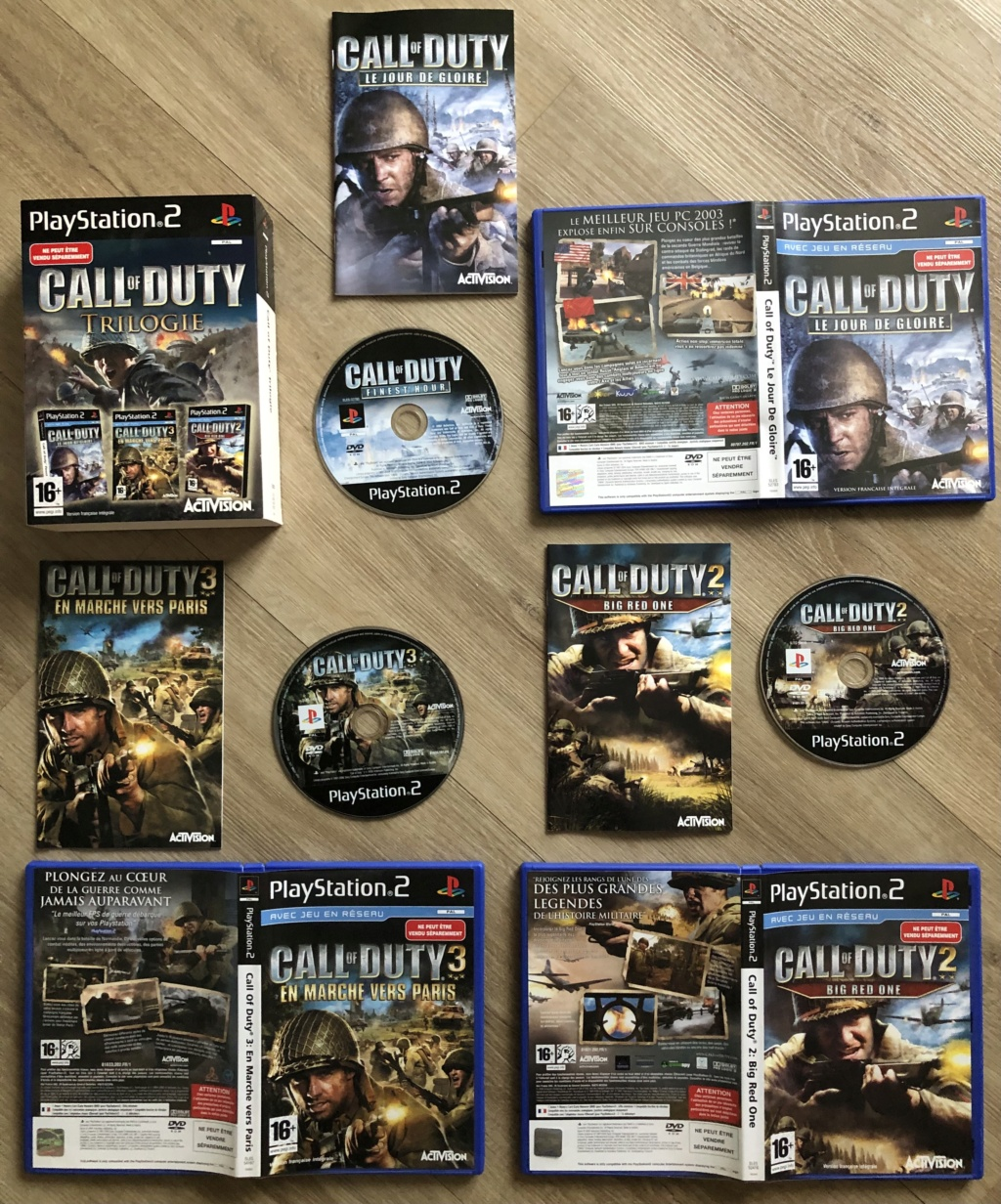 Call of Duty : Trilogie  31358810