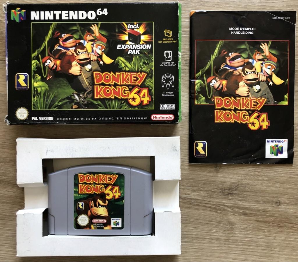 Donkey Kong 64 344da310