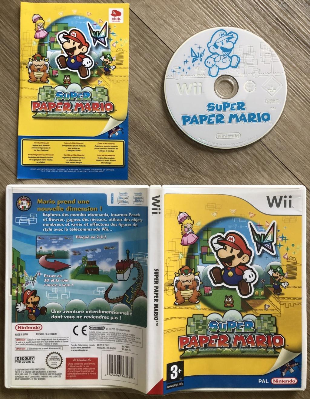 Super Paper Mario 37dcfe10